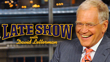 Letterman Late Show